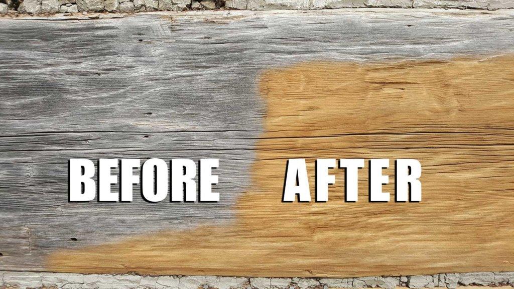 Ontario Log Home Restoration