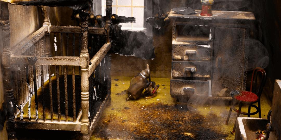 fire and smoke damage restoration 1