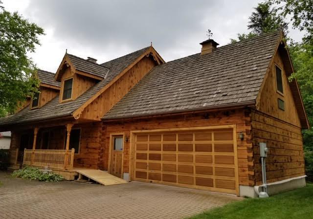 log home repairs in ontario 2
